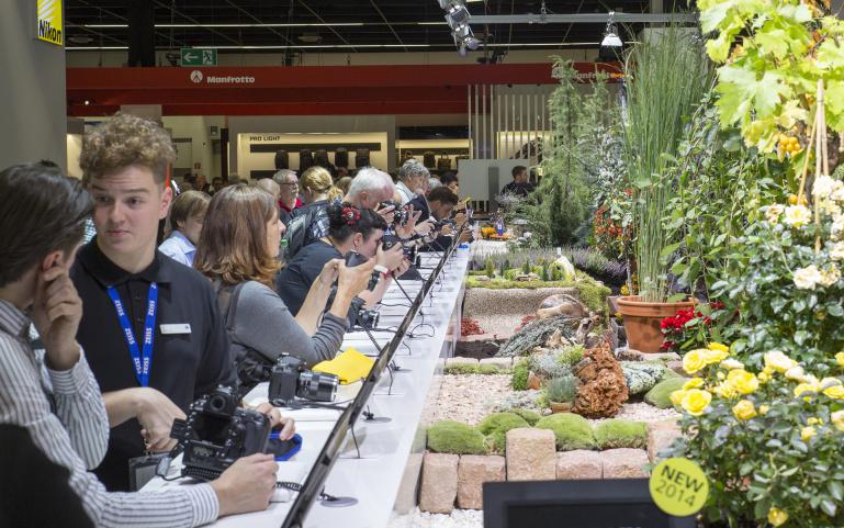 Pildigalerii - mida teevad tootjad, et külastajal oleks hea uut fotovidinat testida!