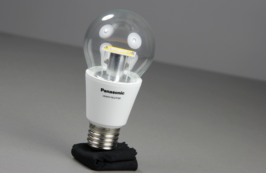 Kasulikud vidinad 119: Panasonic LED lambipirn