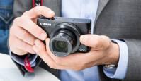 Canon PowerShot G7X kompaktkaamera Photokina fotomessil