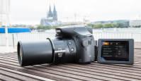 Canon PowerShot SX60 Photokina fotomessil