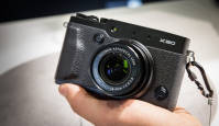 Fujifilm X30 kompaktkaamera Photokina 2014 fotomessil