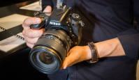 Nikon D750 peegelkaamera Photokina 2014 fotomessil