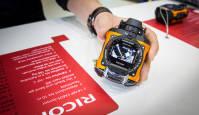 Ricoh WG-M1 seikluskaamera Photokina 2014 fotomessil