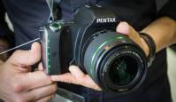 Pentax K-S1 peegelkaamera Photokina fotomessil