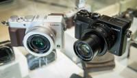 Panasonic LX100 kompaktkaamera Photokina 2014 fotomessil