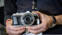 Olympus Pen E-PL7 hübriidkaamera Photokina 2014 fotomessil