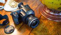 Pentax 645Z keskformaatkaamera tarkvarauuendus lisab Image Transmitter 2 toe