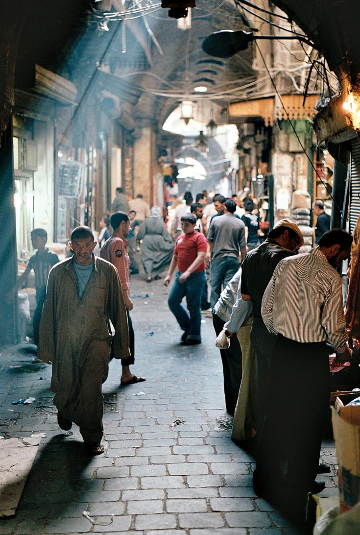 Süüria, Aleppo