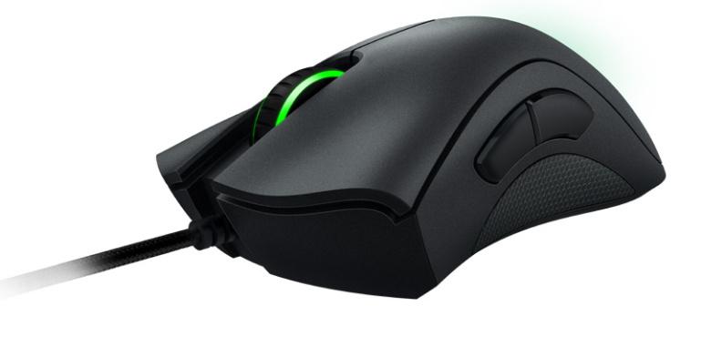 Razer DeathAdder Chroma hiir pakub värvidemängu