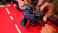 Manfrotto uus profiklassi videopea on ülikerge - käed-küljes Photokina fotomessil