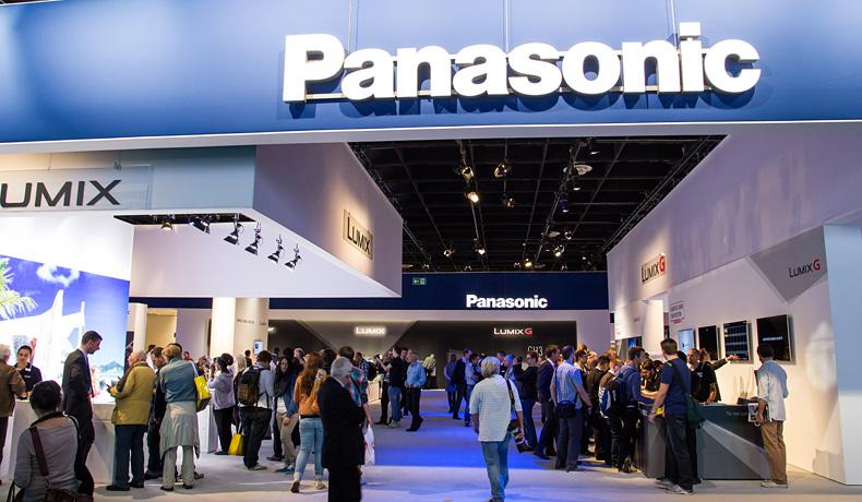 Panasonic Photokina 2014 messil