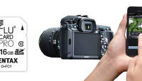 Pentax Flucard WiFi mälukaardi tarkvarauuendus lisab K-S1 peegelkaamera toe