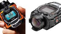 Ricoh WG-M1 seikluskaamera pakub veekindlust ja näitab kadreeringut - ilma eraldi kestata