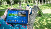 Samsung Galaxy Tab S tahvelarvuti ülevaade Digitesti veebilehel