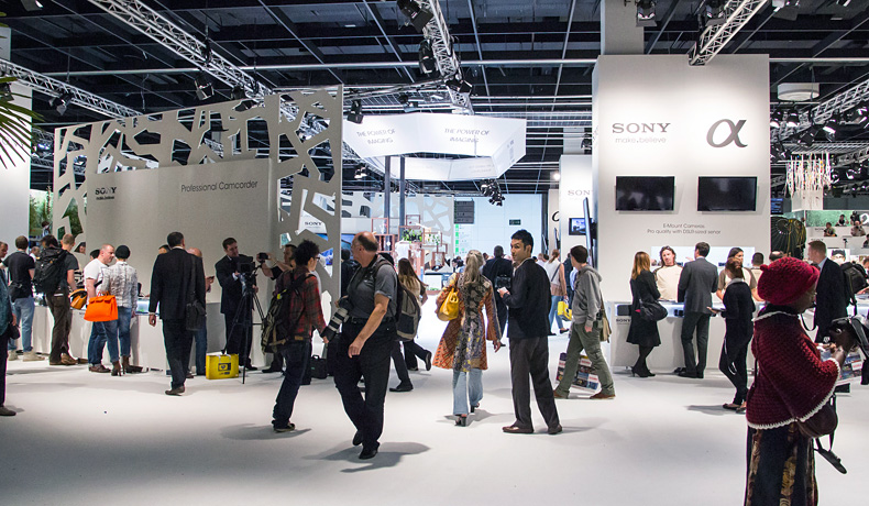 Sony Photokina 2014 fotomessil