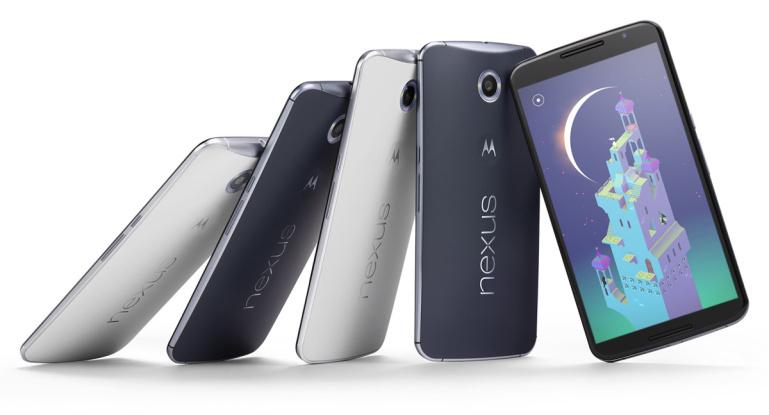 Google Nexus 6 pretendeerib kõige parema Android nutitelefoni tiitlile