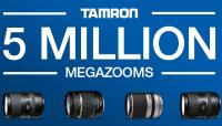 Tamron tähistab 5 miljoni supersuumobjektiivi valmistamist - sina saad objektiivi soodsamalt