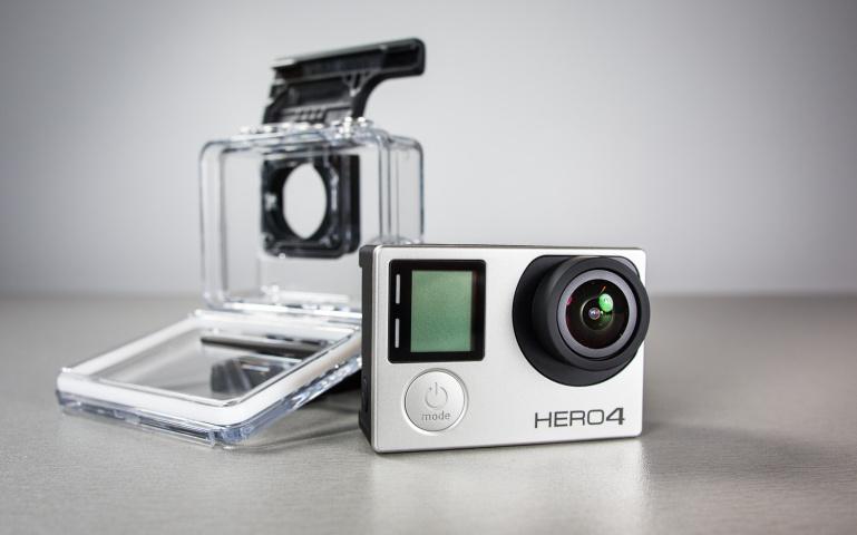 GoPro Hero 4 Silver ja Black tõmbasid Hero5 hirmus hinda koomale