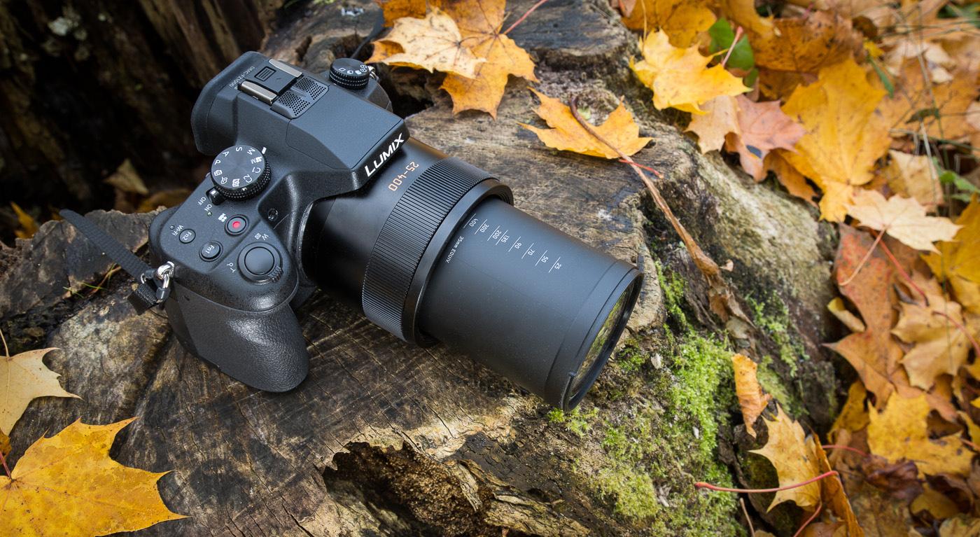Karbist välja: Panasonic FZ1000 supersuumkaamera