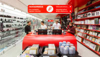 Photopointi uus esinduskauplus Ülemiste keskuses - kuidas meid leida?