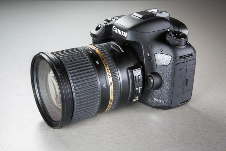 Canon 7D Mark II tarkvarauuendus 1.0.4. toob mitmeid parandusi
