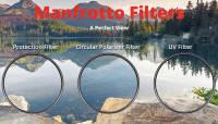 Manfrotto hakkas fotofiltreid tootma