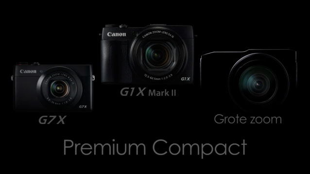 Kuumad kuulujutud: Canon on valmistamas suure sensori ja võimsa suumiga kompaktkaamerat