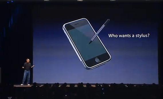 Kas Apple on valmistamas nutipliiatsit?