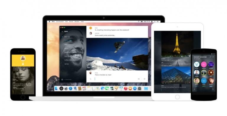 """Uus kuum suhtlusrakendus """"Wire"""" Skype loojatelt levib üle Maa nagu kulutuli"""