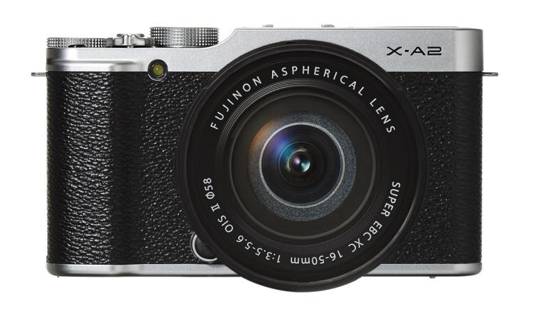 Fujifilm X-A2 tarkvarauuendus lisab Windows 10 toe