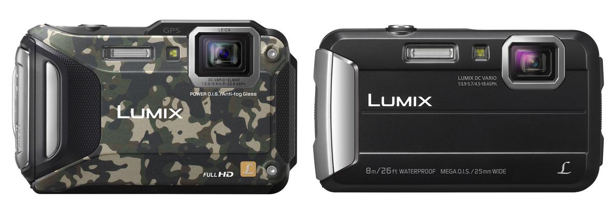 Panasonicult kaks uut kõva kompaktkaamerat - FT6 ja FT30