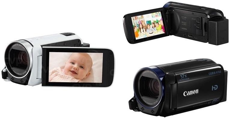 Uued videokaamerad Canon Legria HF R606, R66 ja R67 on jõudnud Photopointi