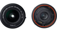Imepisike kokkuklapitav ja ilmastikukindel objektiiv Pentax peegelkaameratele: 18-50mm F4-5.6