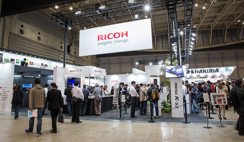 Ricoh (Pentax) CP+ 2015 fotomessil
