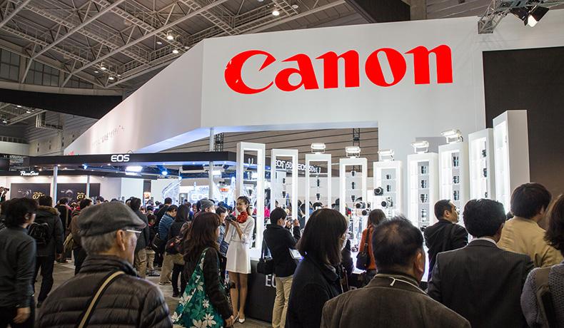 Canon CP+ fotomessil