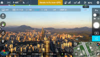 Inpire 1 droonile mõeldud DJI Pilot äpp jõudis lõpuks App Store'i