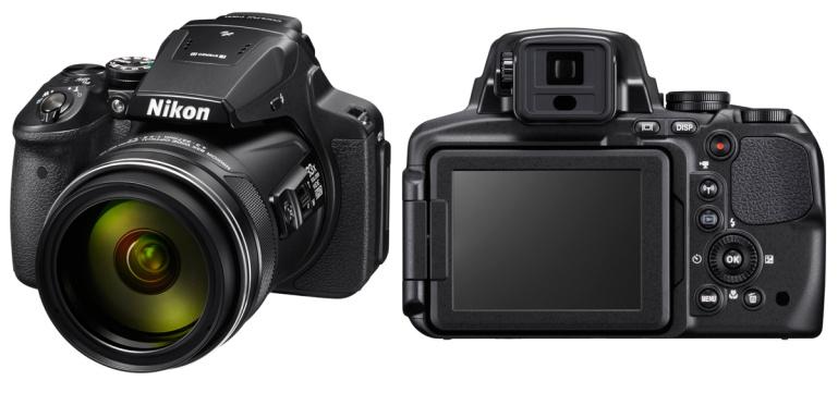 Nikon P900 kompaktkaamera tuleb rekordilise 83X suumiga