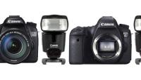 Canon EOS 70D või EOS 6D ostul Canoni välk soodushinnaga