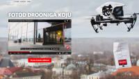 Photopoint annab aru: Kuidas me droonidega paberfotosid kätte toimetama hakkasime