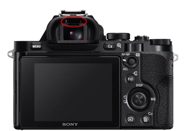 Sony hübriidkaamera tarkvara laseb pilti teha kaamerat puutumata