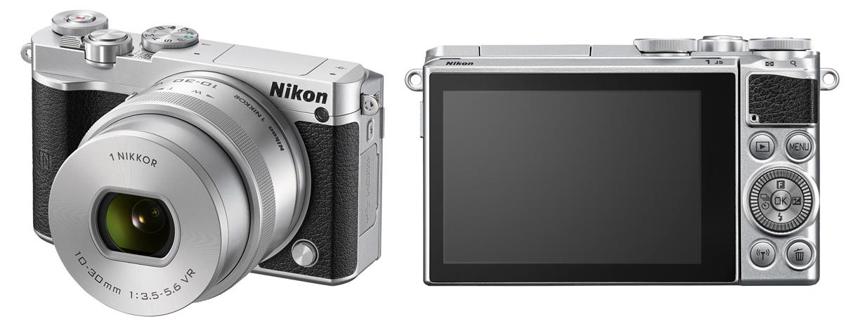 Püsivara pühapäev: Nikon 1 J5 püsivara v 1.01