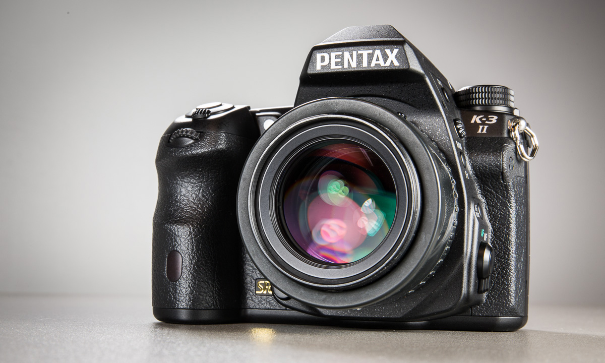 Käed küljes: Pentax K-3 II peegelkaamera prototüüpversioon