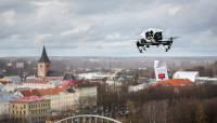 1. aprill: Photopoint asub paberfotosid kohale toimetama droonide abil - loetud minutitega ükskõik kuhu