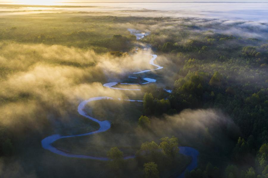 Metsade ja jõgede maa