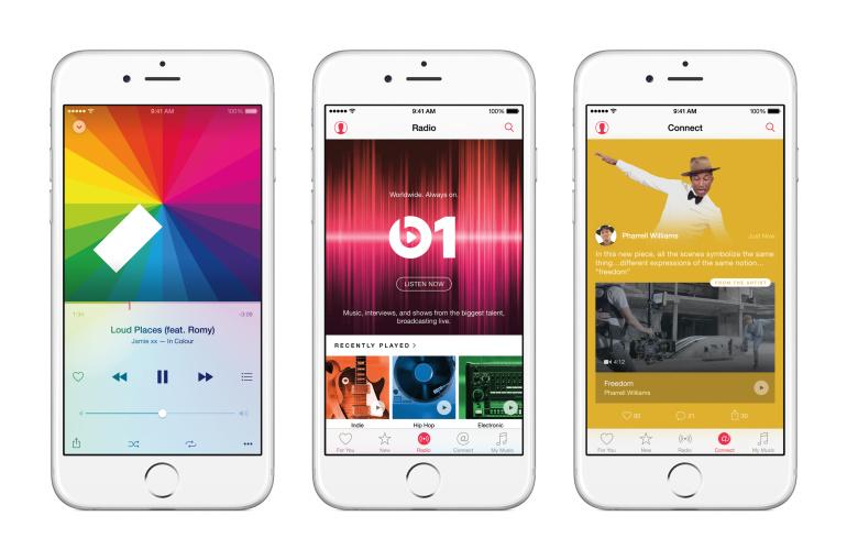 Apple Music - uus peatükk muusikas?