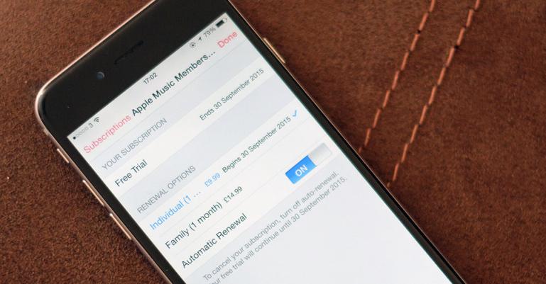 Kuidas Apple Music'u eest kogemata maksmist vältida?