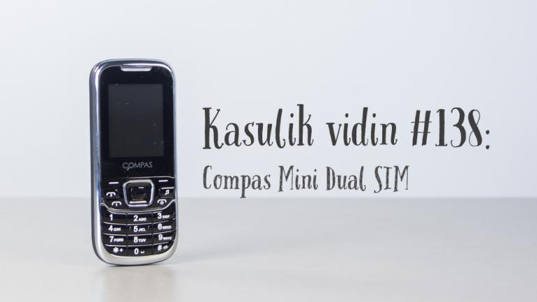 Kasulik vidin #138: Compas Mini Dual SIM