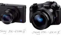 Nüüd saadaval: Sony DSC-RX10 II ning DSC-RX100 IV