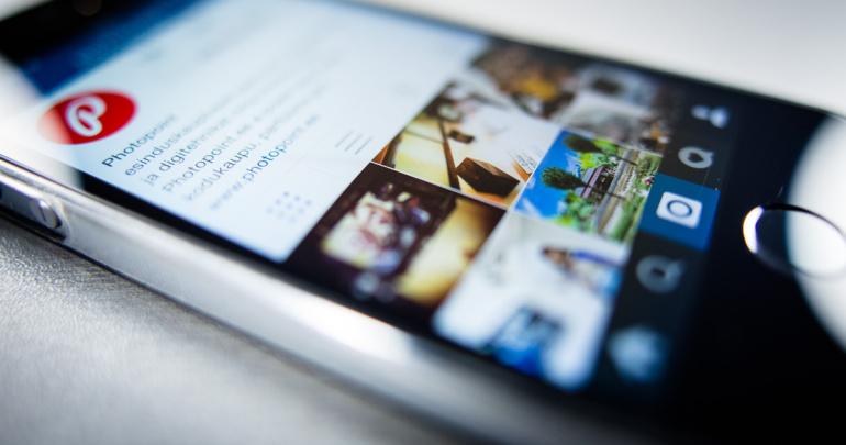 Varsti saab teenuseid osta otse läbi Instagrami