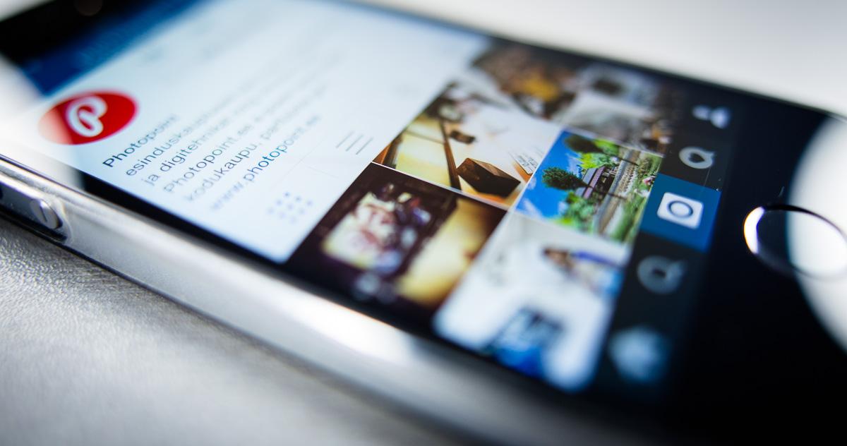Instagram laseb nüüd kasutajatel enda kohta kogutud infot alla laadida